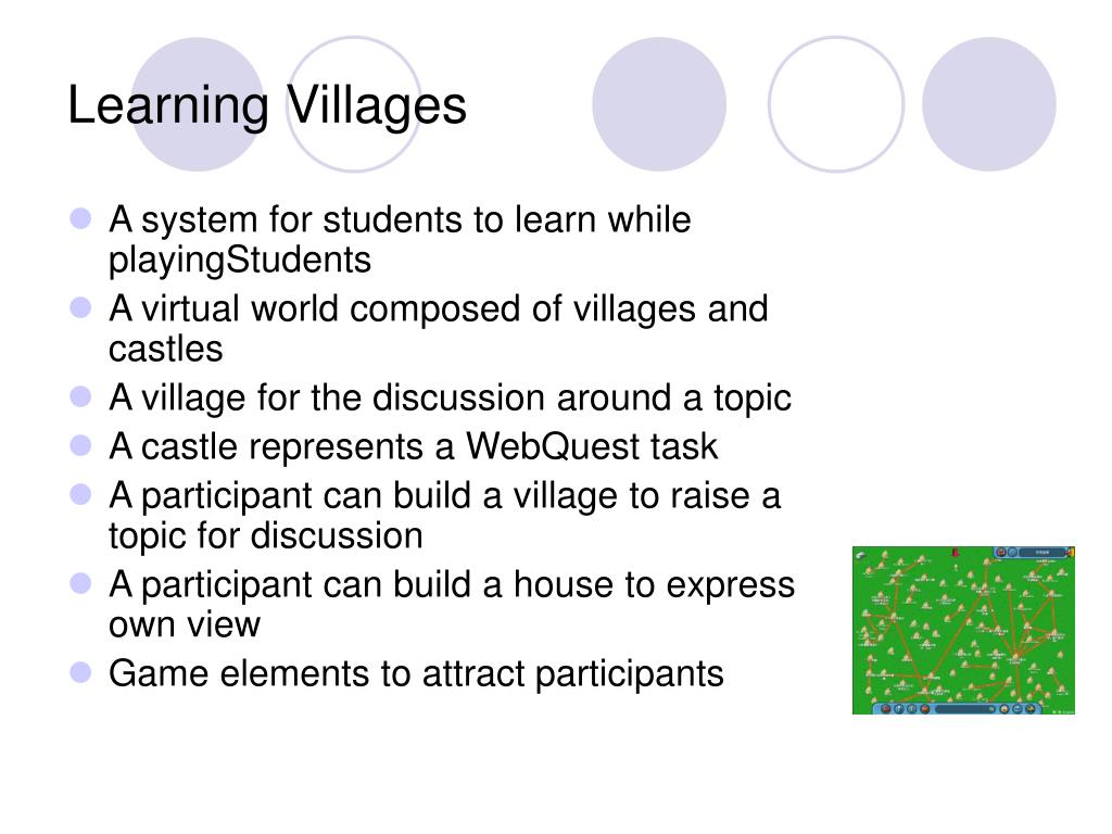 Learning Villages