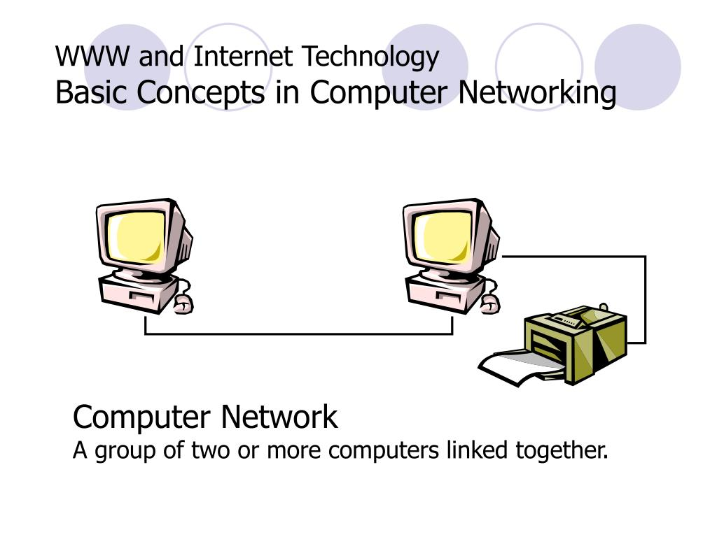 WWW and Internet Technology