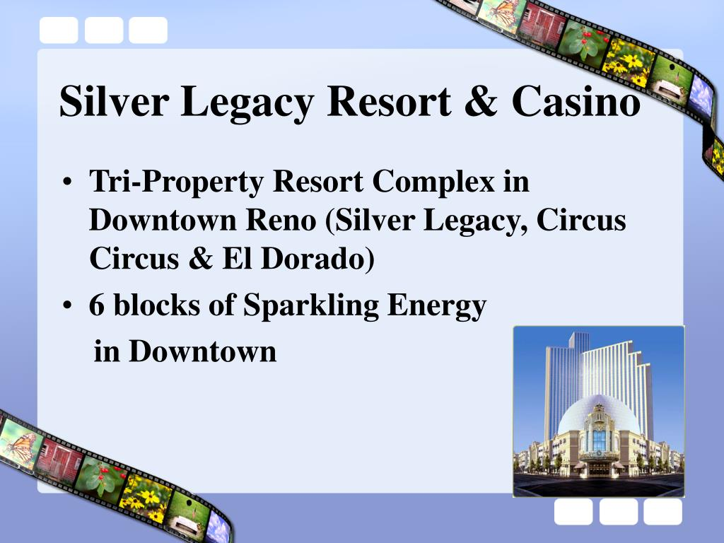 Silver Legacy Resort & Casino