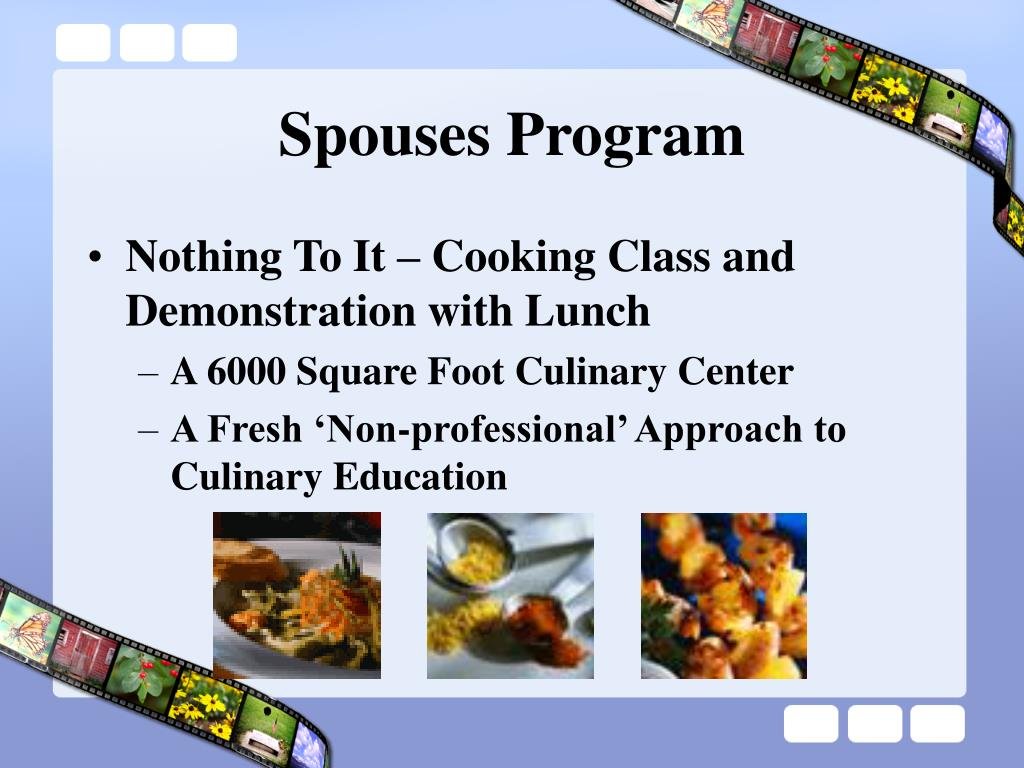 Spouses Program