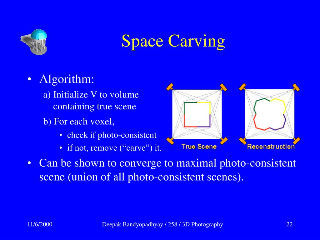 Space Carving
