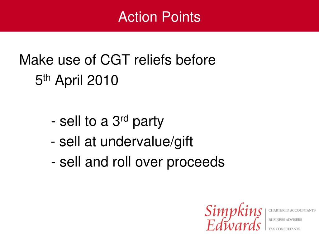 Action Points