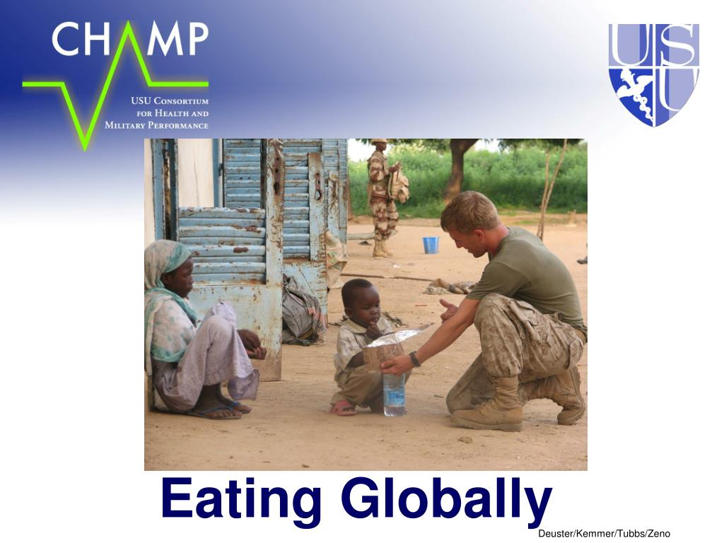 eating globally l.