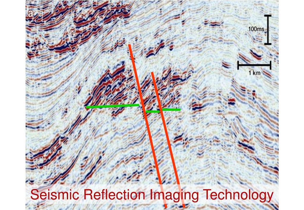 Seismic Reflection Imaging Technology