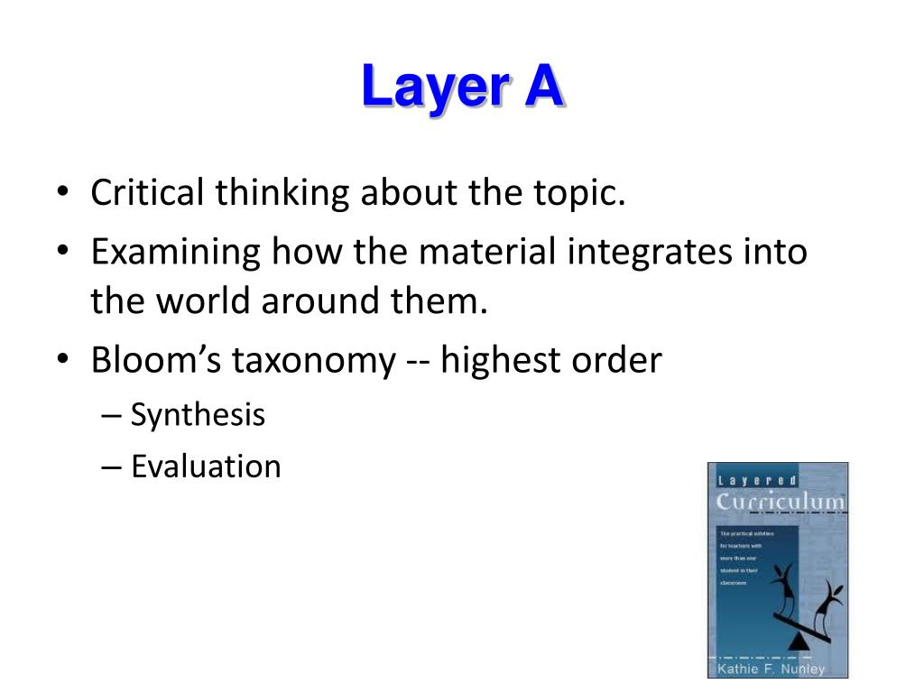 Layer A