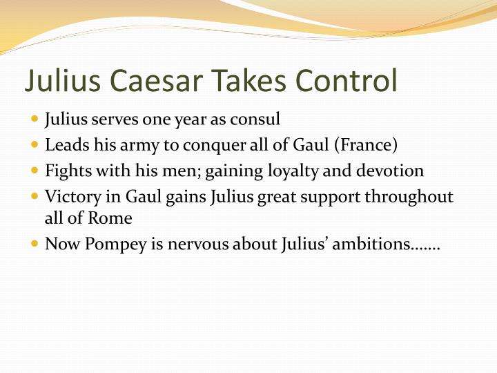 julius caesar theme of loyalty For the good of all the romans, or antonys loyalty to caesar even after death his greatest characteristic is the he can presive the true motives of man caesar say of him he is a great observer and he looks / quite though the deeds of man.