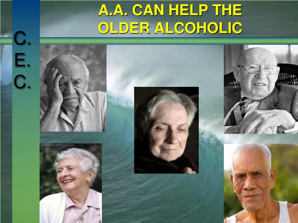 A.A. CAN HELP THE