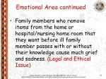 emotional area continued14