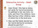 interactive activity small group34