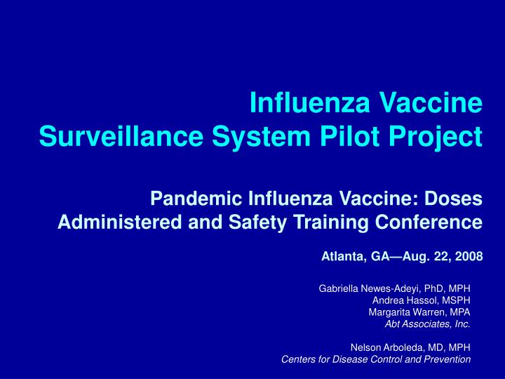 an analysis of non compliance to the influenza vaccine and the risks to patients who refuse to take  Implementation guidance – mandatory influenza immunization for well as the risks to them and your patients of influenza vaccination as non.