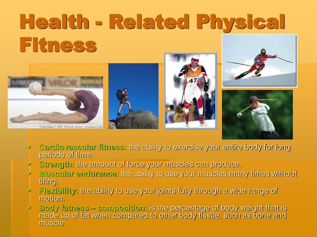 Health - Related Physical Fitness
