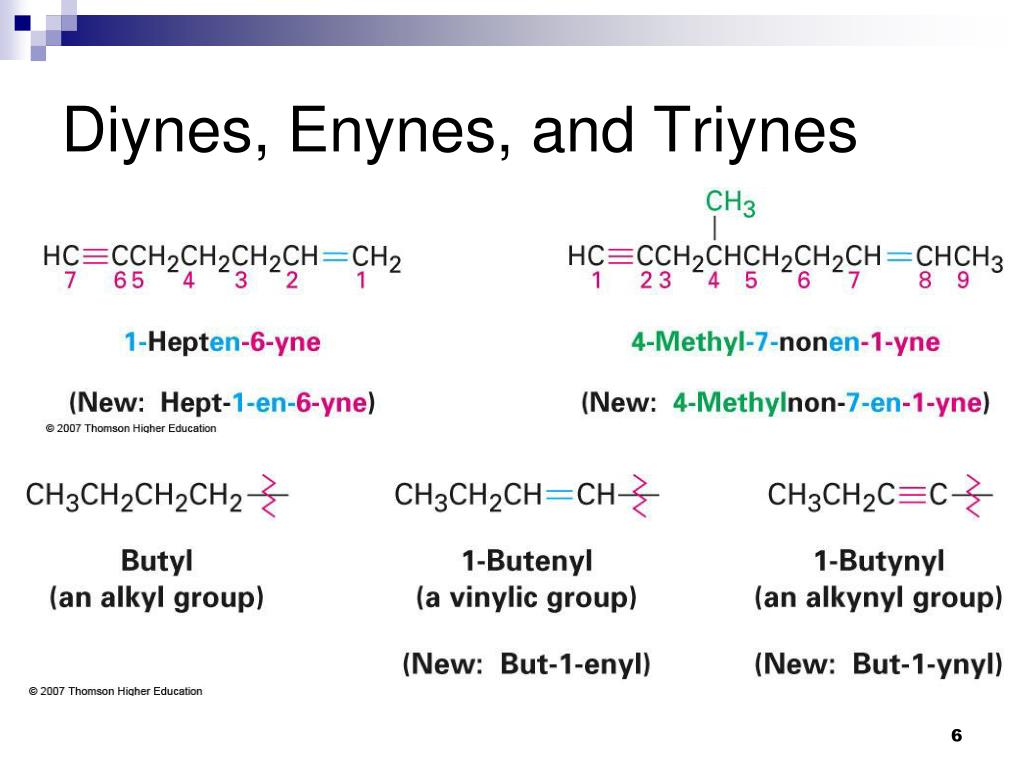 Ppt Alkynes An Introduction To Organic Synthesis