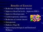 benefits of exercise9