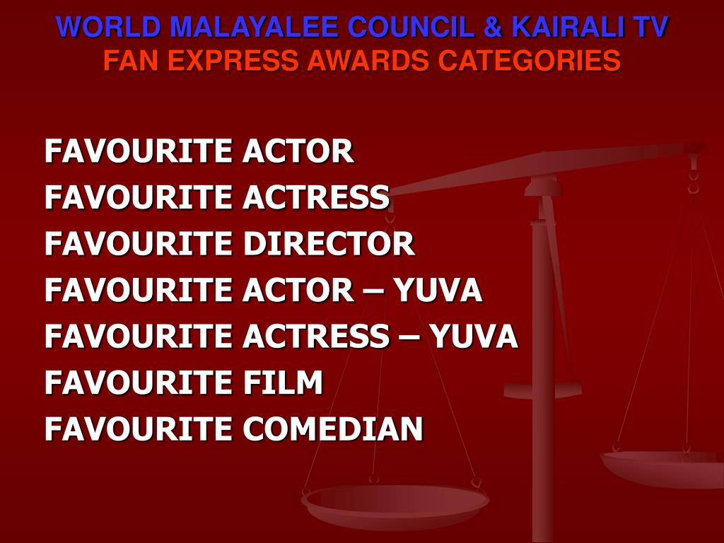 WORLD MALAYALEE COUNCIL & KAIRALI TV