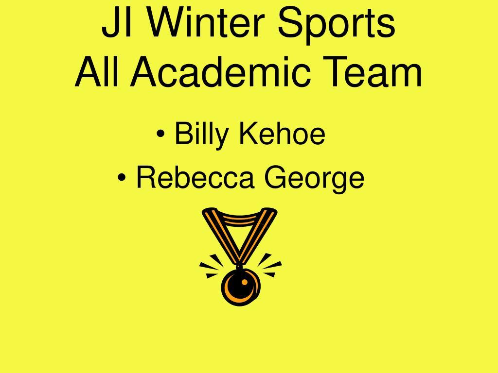 JI Winter Sports