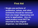 first aid66