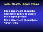 locker rooms shower rooms55