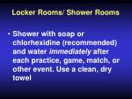 locker rooms shower rooms56