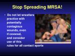 stop spreading mrsa28