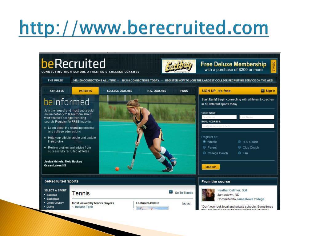 http://www.berecruited.com