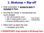 1 birdcoop rip off