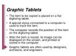 graphic tablets