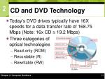 cd and dvd technology27