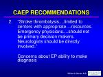 caep recommendations1