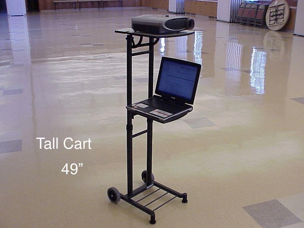 Tall Cart