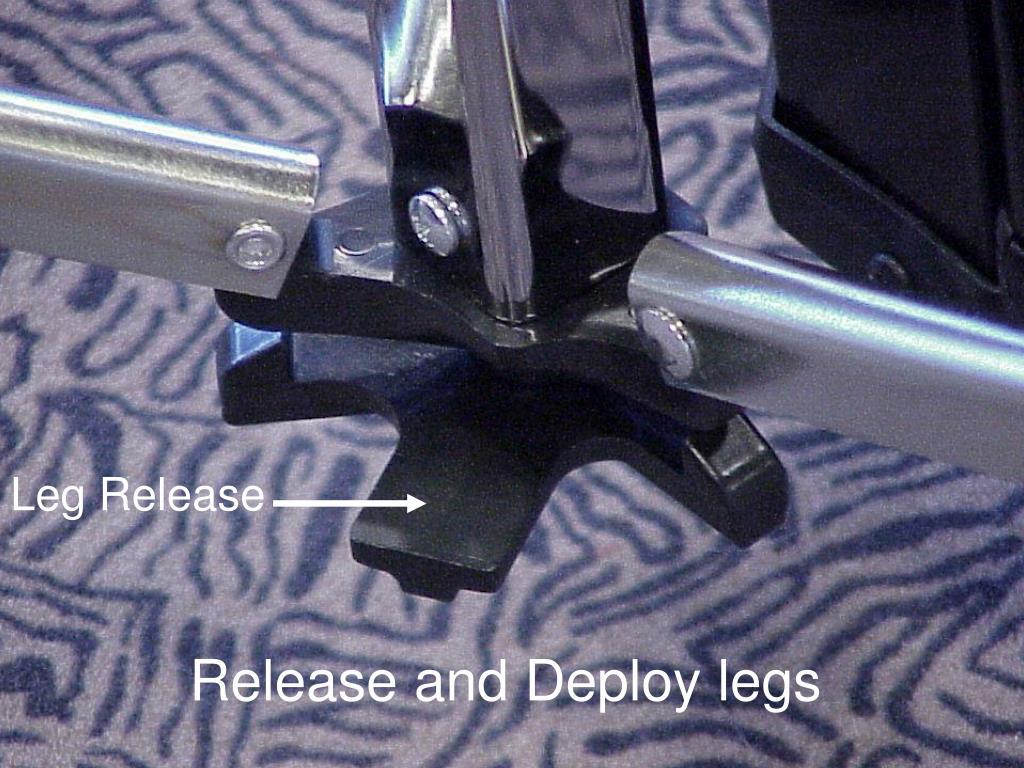Leg Release