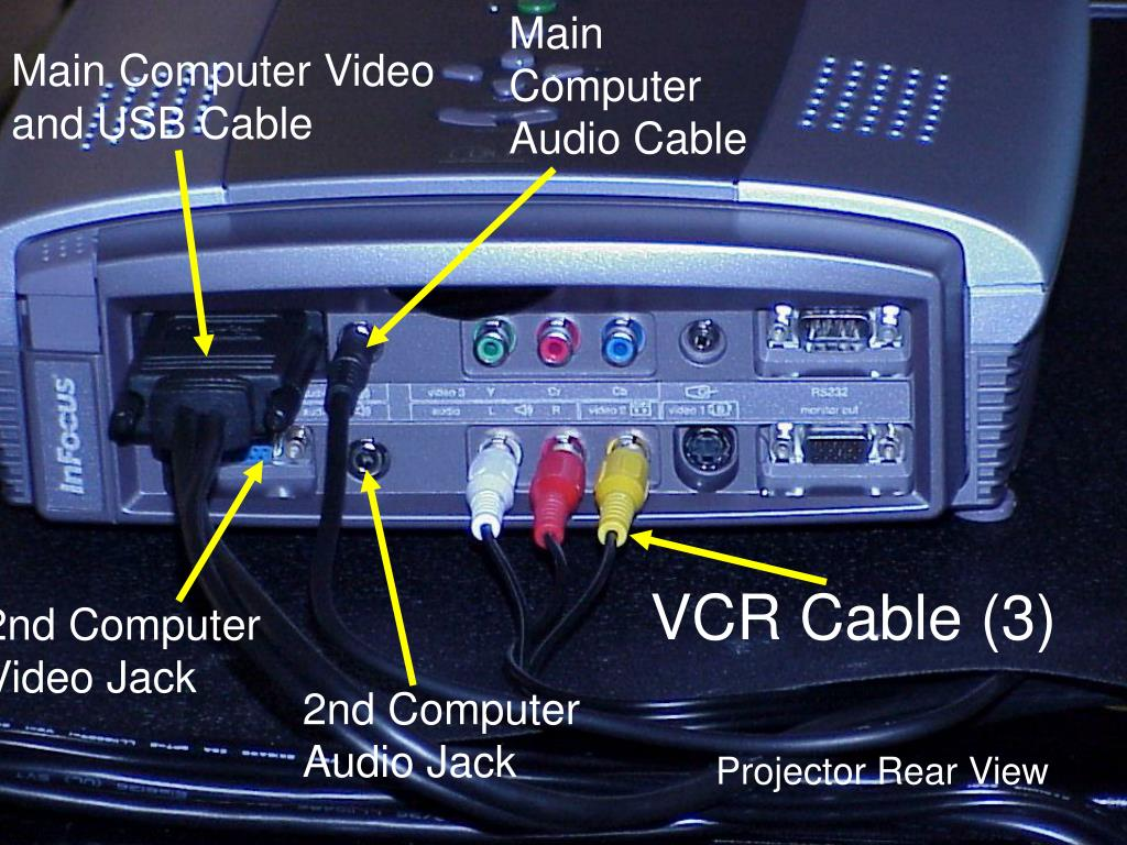Main Computer Audio Cable