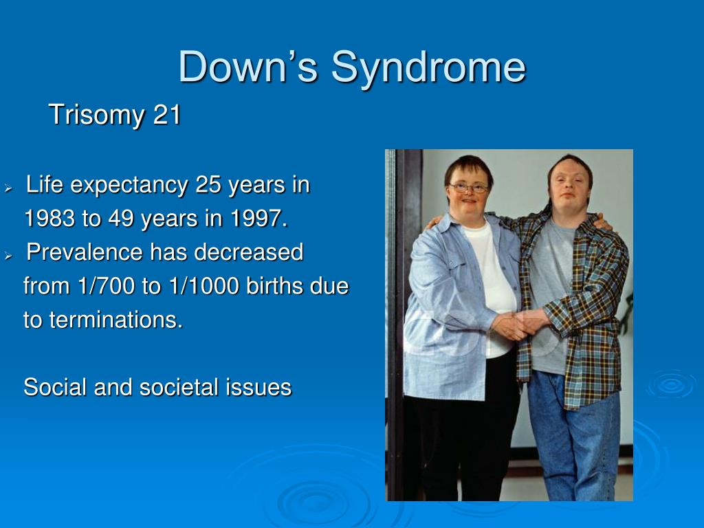 Down's Syndrome