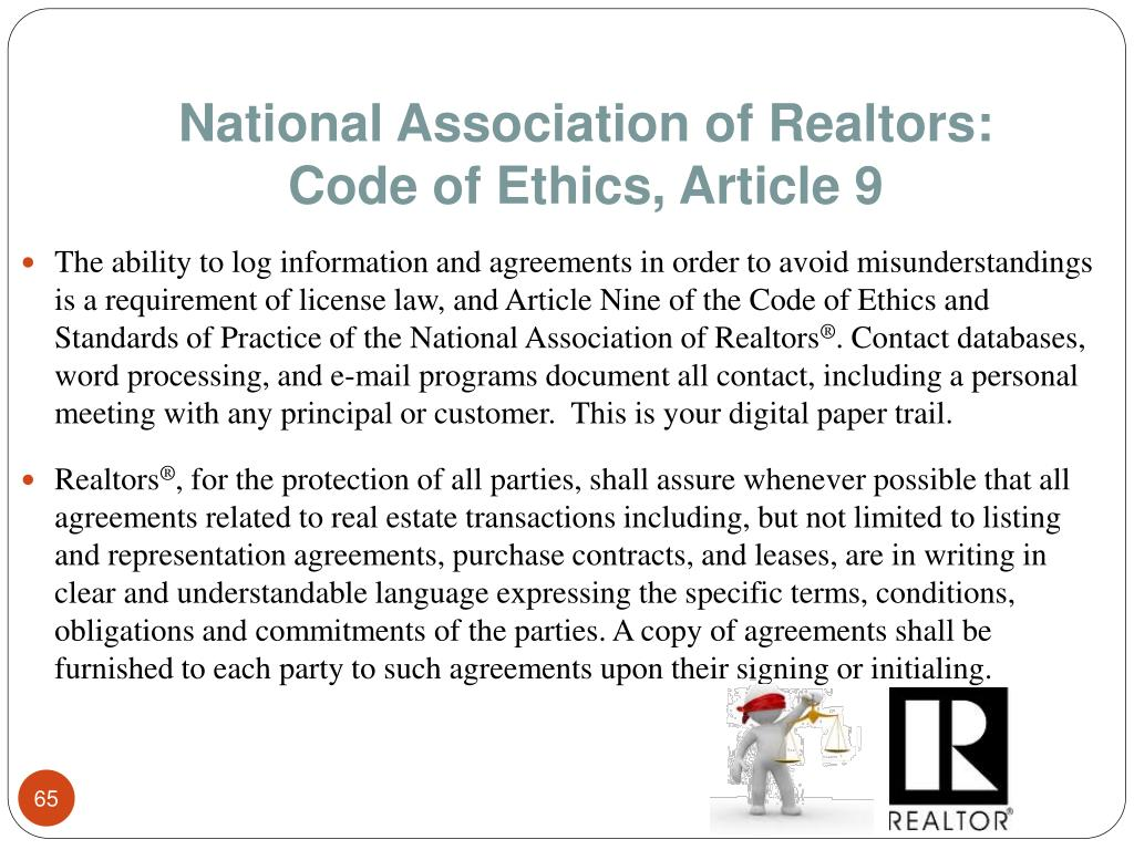 National Association of Realtors: