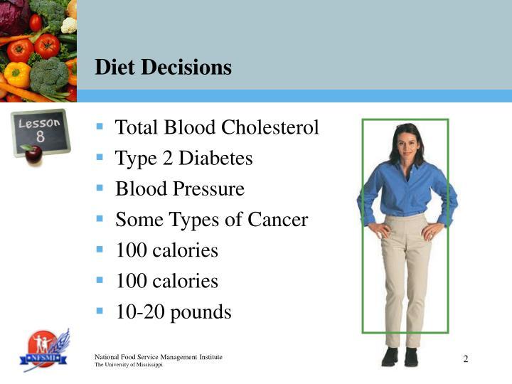 Diet decisions2