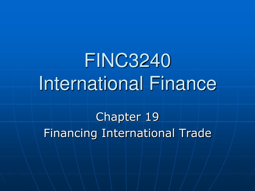 FINC3240