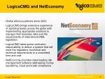 logicacmg and neteconomy