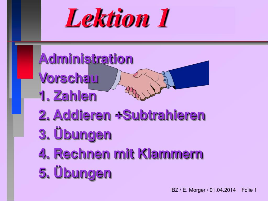 PPT - Lektion 1 PowerPoint Presentation - ID:605337