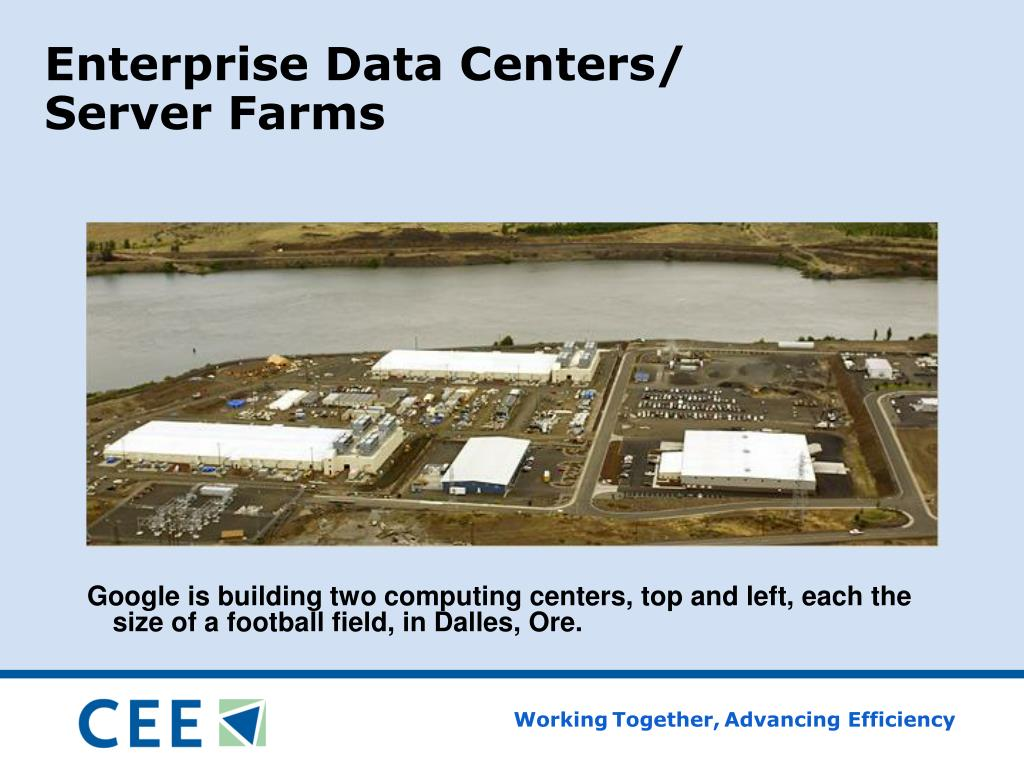 Enterprise Data Centers/