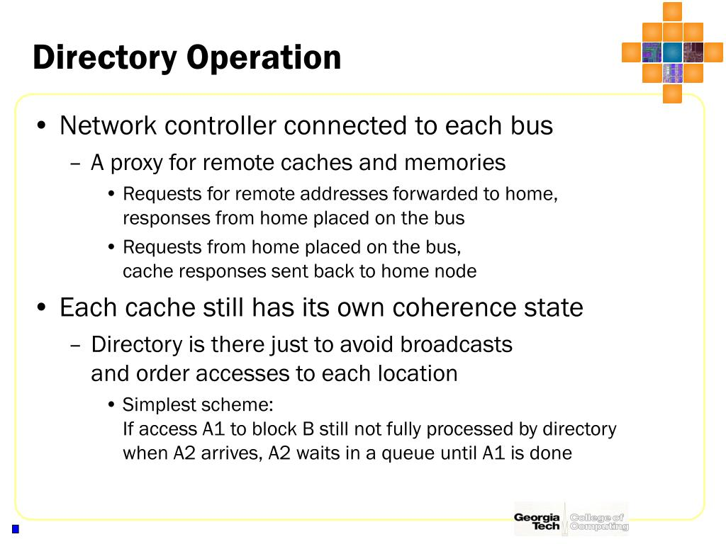 Directory Operation