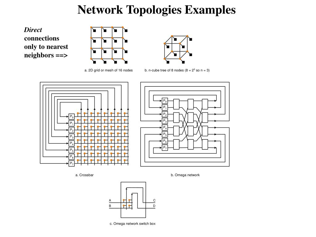 Network Topologies Examples