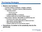 purchasing strategies16