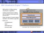 ibm virtualization engine platform