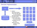 services implementation