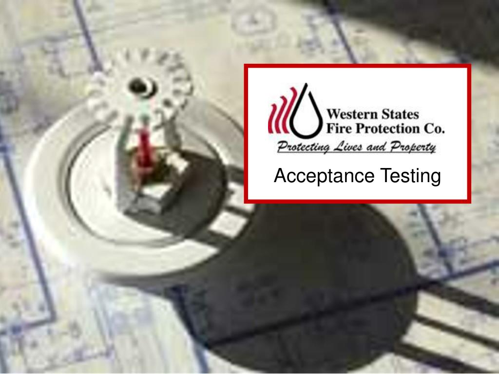 PPT - Acceptance Testing PowerPoint Presentation - ID:605627