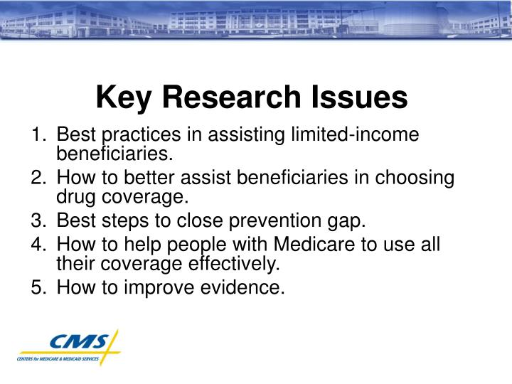 Key Research Issues