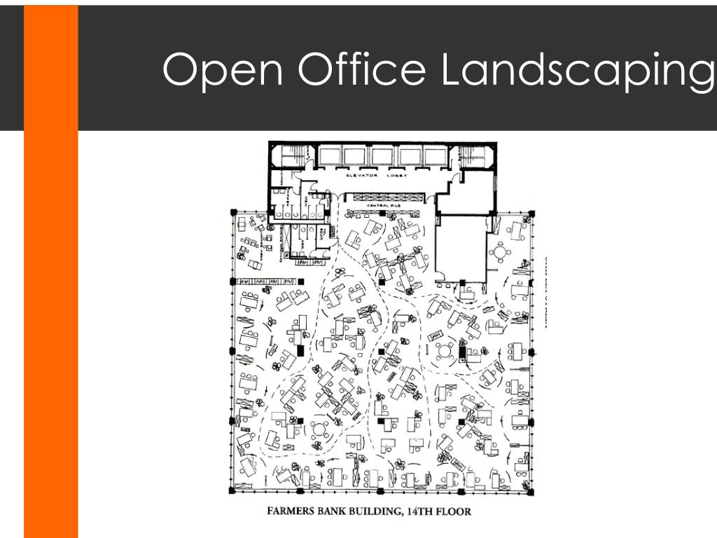 Open Office Landscaping