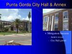 punta gorda city hall annex