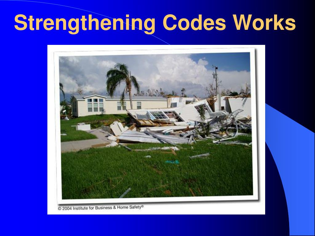 Strengthening Codes Works