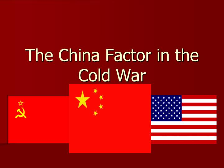 relations between the soviet union and china hostile essay In what ways did relations between the usa and why did relations between the soviet union and the nuclear missile attack by the soviet union or other hostile.
