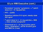 53 y o wm executive cont1